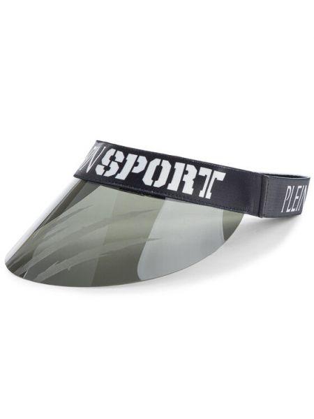 Czarny daszek Plein Sport