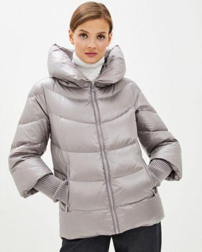 Куртка - серая снежная королева