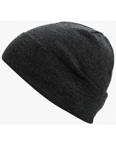 Серая шапка весенняя Check Ya Head