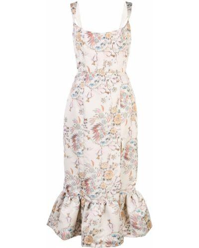 Приталенное платье Markarian