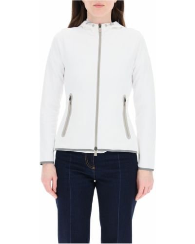 Biały sweter Herno