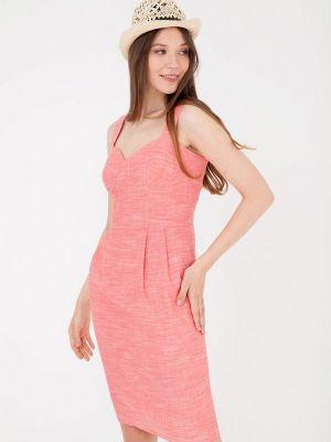 Прямое платье - розовое Gregory