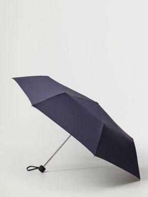 Складной зонт - синий Mango
