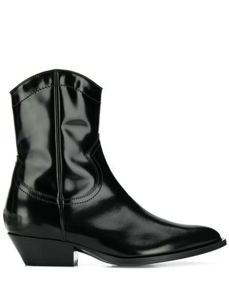 Kowboj buty z ostrym nosem mieszkanie Philosophy Di Lorenzo Serafini