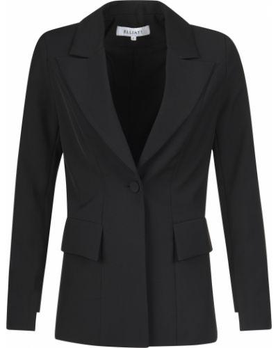 Черный пиджак Elliatt