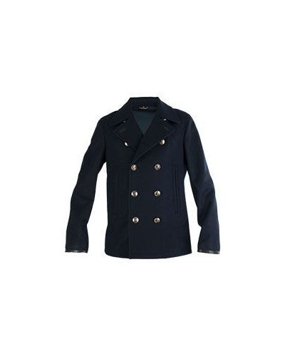 Пальто бушлат двубортное Roberto Cavalli