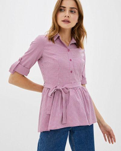 Блузка с длинным рукавом розовая Vittoria Vicci