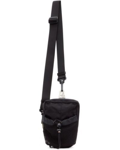 Czarna torebka z siateczką Blackmerle