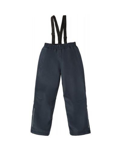 Прямые синие утепленные брюки Lassie