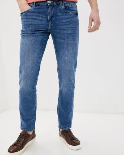Синие зауженные джинсы-скинни Ovs
