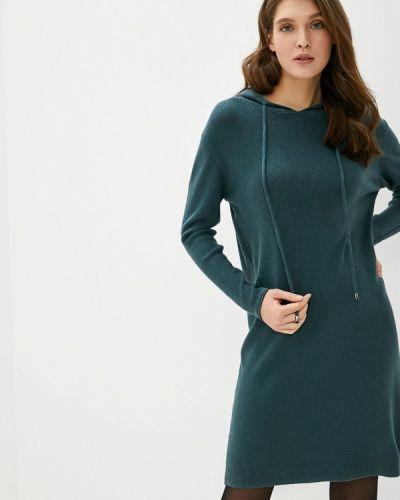 Платье - зеленое Bluoltre