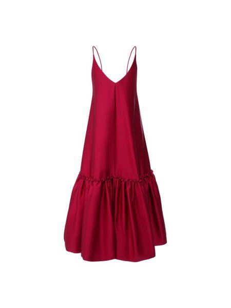 Платье миди Dries Van Noten