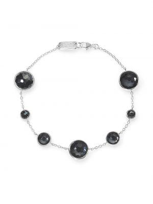 Серебряный браслет с камнями Ippolita