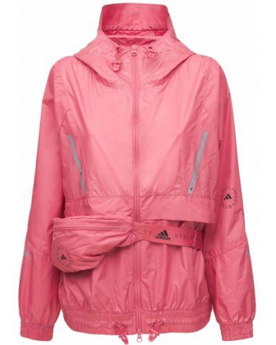 Ветровка - розовая Adidas By Stella Mccartney