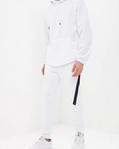Спортивный костюм белый Aarhon