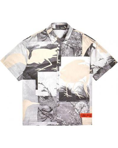 Koszula casual - szara Heron Preston