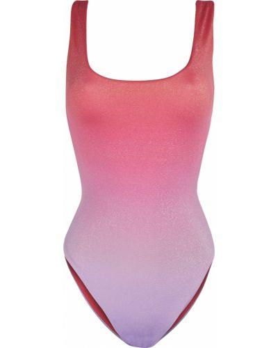 Różowy strój kąpielowy Onia