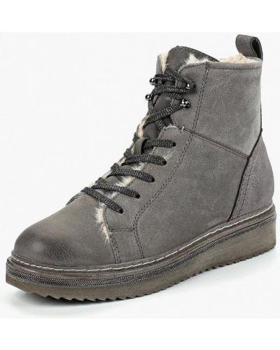 Кожаные ботинки осенние кожаные Bata