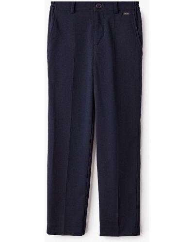 Расклешенные свободные синие брюки Finn Flare