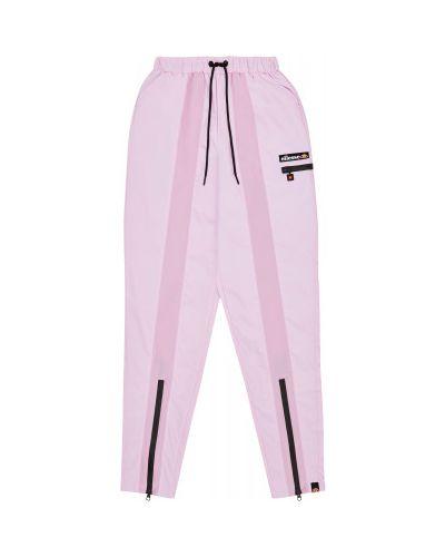 Свободные розовые спортивные брюки свободного кроя Ellesse