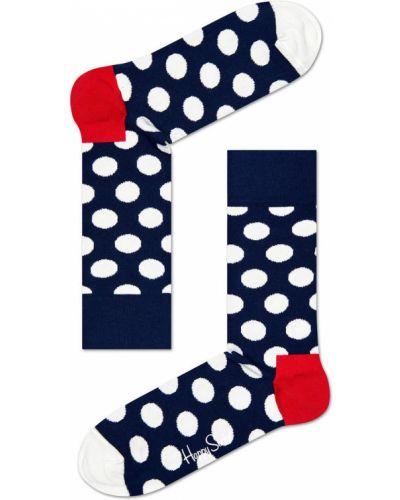 Колготки с узором Happy Socks