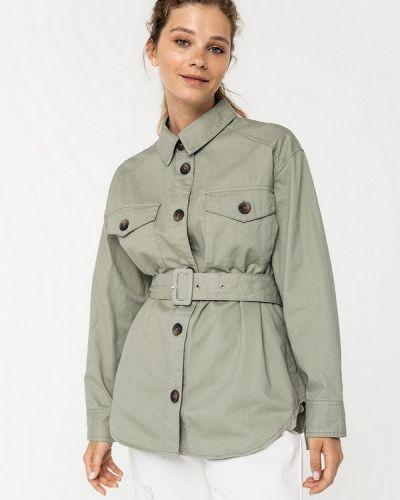 Облегченная куртка хаки Befree