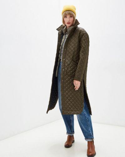 Утепленная куртка - хаки Kontatto