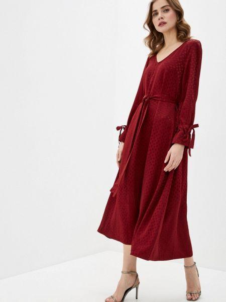 Платье - красное Gk Moscow