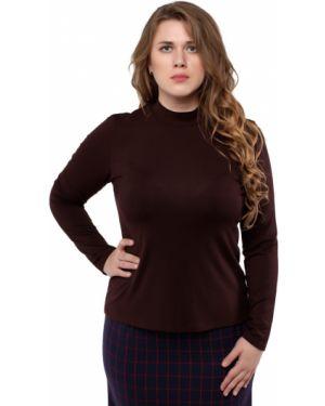Блузка шелковая для полных Dream World