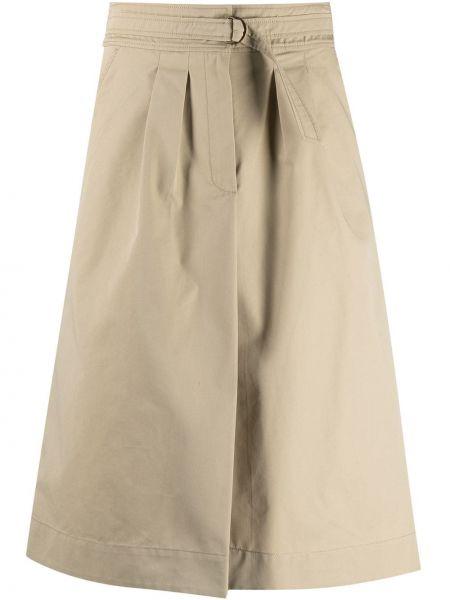 Хлопковая юбка A.p.c.