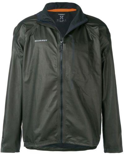 Черная куртка с капюшоном на молнии Mammut Delta X