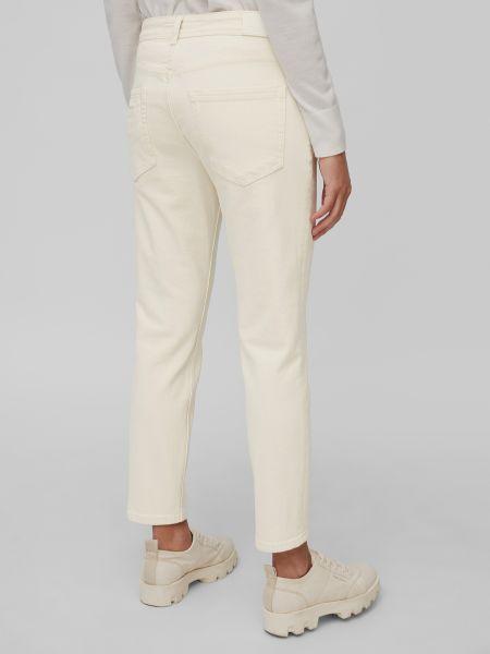 Хлопковые джинсы бойфренды на молнии Marc O'polo