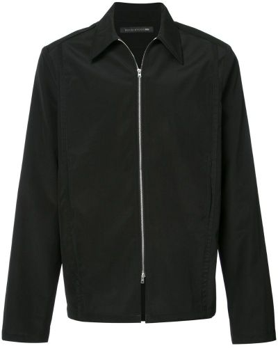 Куртка черная на молнии Mackintosh 0002