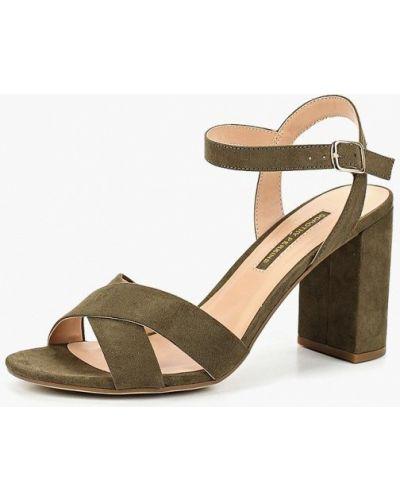 Босоножки на каблуке Dorothy Perkins