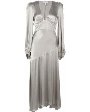 Платье с V-образным вырезом с вырезом Shona Joy