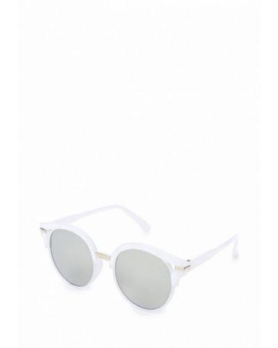 Белые солнцезащитные очки Kawaii Factory