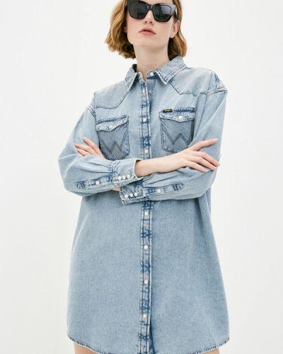 Джинсовое платье Wrangler