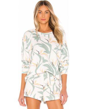 Bluza dresowa - zielona Wildfox Couture