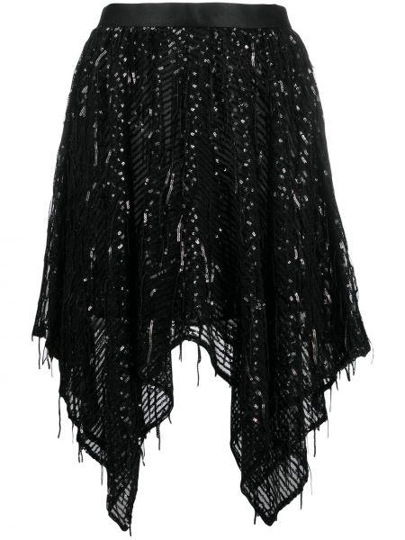Асимметричная юбка Just Cavalli