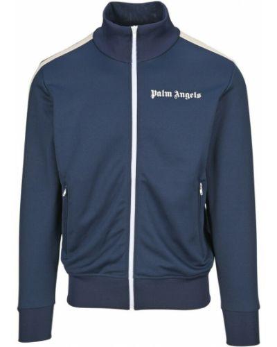 Bluza - niebieska Palm Angels
