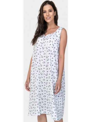 Белая зимняя пижама Prima Linea