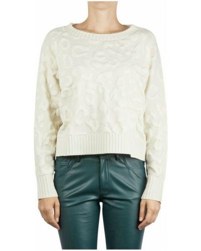 Biała bluza dresowa Liviana Conti