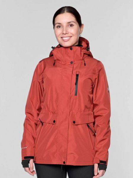 Красная облегченная куртка Snow Headquarter