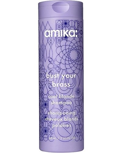 Szary markowe szampon do włosów bezpłatne cięcie pożywny Amika