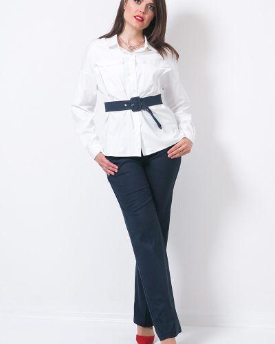 Прямые повседневные брюки с карманами Modellos