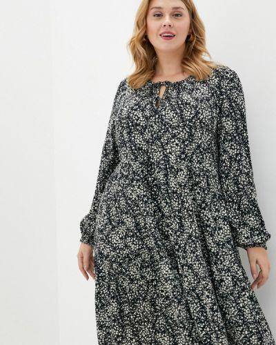 Повседневное повседневное платье Ulla Popken