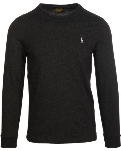 Czarna t-shirt Ralph Lauren