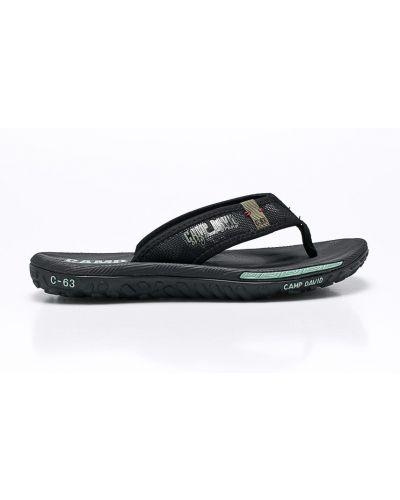 Черные сандалии Camp David