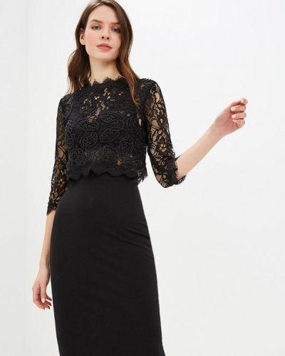 Блузка - черная Jennyfer