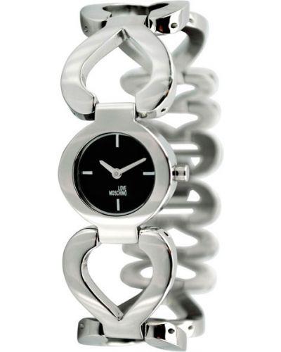 Кварцевые часы водонепроницаемые Moschino